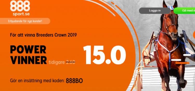 Speltips: Power vinner Breeders Crown 2019